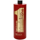 Uniq One Care Nourishing Shampoo For All Types Of Hair (Conditioning Shampoo) 1000 ml