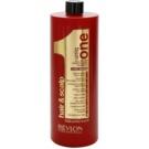 Uniq One Care Shampoo mit ernährender Wirkung für alle Haartypen  1000 ml