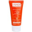 Uriage Bariésun creme protetor com cor SPF 50+ tom Gold (Oil-Free, Water Resistant) 50 ml