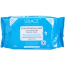Uriage Hygiène toalhitas desmaquilhantes para pele normal e seca (Make-up Remover Water) 25 un.