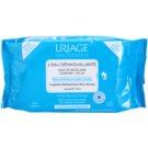 Uriage Hygiène toallitas desmaquillantes para pieles normales y secas  25 ud