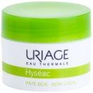 Uriage Hyséac lokalna nega čez noč proti nepravilnostim na aknasti koži (SOS Paste - Local Skin-Care, Spot Control, Purifying) 15 g