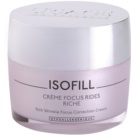 Uriage Isofill krema proti gubam za suho kožo (Rich Wrinkle Focus Correction Cream) 50 ml