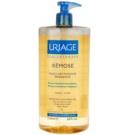 Uriage Xémose заспокоююча очищуюча олійка для обличчя та тіла  1000 мл