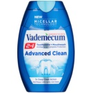 Vademecum Advanced Clean Pro Micellar Technology зубна паста та рідина для полоскання ротової порожнини для повноцінного захисту зубів (3x Deep Clean Action) 75 мл