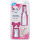 Veet Sensitive Precision™ Electric Body Hair Trimmer (Quick and Gentle)