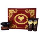 Versace Crystal Noir Gift Set VIII. Eau De Toilette 50 ml + Shower Gel 50 ml + Body Milk 50 ml