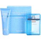Versace Eau Fraiche Man coffret XI. Eau de Toilette 100 ml + gel de duche 100 ml