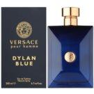 Versace Dylan Blue eau de toilette férfiaknak 200 ml