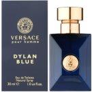 Versace Dylan Blue Eau de Toilette for Men 30 ml