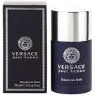 Versace pour Homme stift dezodor férfiaknak 75 ml
