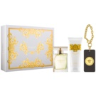 Versace Vanitas set cadou XIV. Apa de Toaleta 100 ml + Lotiune de corp 100 ml + talisman