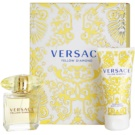 Versace Yellow Diamond set cadou II. Lotiune de corp 50 ml + Apa de Toaleta 30 ml