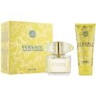 Versace Yellow Diamond Gift Set ІХ  Eau De Toilette 90 ml + Body Milk 100 ml
