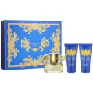 Versace Yellow Diamond Intense coffret VI. Eau de Parfum 50 ml + gel de duche 50 ml + leite corporal 50 ml
