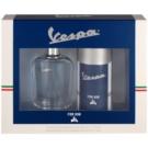 Vespa For Him Geschenkset II. Eau de Toilette 50 ml + Deo-Spray 150 ml