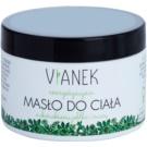 Vianek Energizing Body-Butter mit anregender und feuchtigkeitsspendender Wirkung mi Extrakt aus Apfel und Minze  150 ml