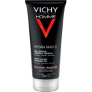 Vichy Homme Hydra-Mag C душ гел  за тяло и коса  200 мл.