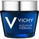 Vichy Aqualia Thermal Spa нощна хидратираща и освежаваща грижа против признаците на умора  75 мл.