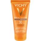 Vichy Idéal Soleil Bronze gel hidratante fluído facial para preparação natural da pele para bronzeamento SPF 30   50 ml