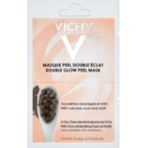 Vichy Mineral Masks maska peelingowa rozjaśniająca  2 x 6 ml