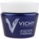 Vichy Aqualia Thermal Spa intensive, feuchtigkeitsspendende Nachtpflege gegen die Anzeichen von Müdigkeit (Soin de Nuit Effet Spa) 75 ml