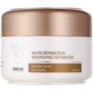 Vichy Dercos Nutri Reparateur vyživující maska pro suché a poškozené vlasy (Nourishing Reparative Rich Mask) 200 ml