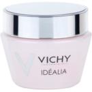 Vichy Idéalia aufhellende und glättende Creme für trockene Haut  50 ml