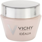 Vichy Idéalia cuidado iluminador e suavizante  para pele normal a mista (Smoothing and Illuminating Cream) 50 ml