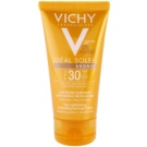 Vichy Idéal Soleil Bronze Gel - fluid hidratant pentru bronzarea optima a fetei SPF 30 (Refreshing Effect - Sensitive Skin) 50 ml