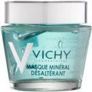 Vichy Mineral Masks feuchtigkeitsspendende Gesichtsmaske (Quenching Mineral Mask) 75 ml