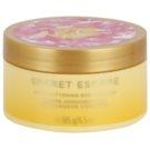 Victoria's Secret Secret Escape tělové máslo pro ženy 185 g