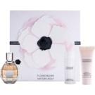 Viktor & Rolf Flowerbomb Geschenkset  Eau de Parfum 50 ml + Duschgel 50 ml + Körperlotion 40 ml