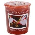 Village Candle Apple Cinnamon votivní svíčka 57 g