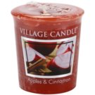 Village Candle Apple Cinnamon velas votivas 57 g