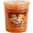 Village Candle Caramel Kettle Corn votivní svíčka 57 g