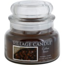 Village Candle Coffee Bean Duftkerze  269 g kleine