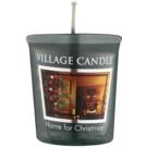 Village Candle Home for Christmas votívna sviečka 57 g