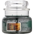 Village Candle Home for Christmas ароматизована свічка  269 гр мала