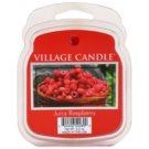 Village Candle Juicy Raspberry wosk zapachowy 62 g