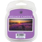Village Candle Lavender vosk do aromalampy 62 g