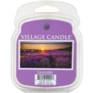Village Candle Lavender vosek za aroma lučko  62 g