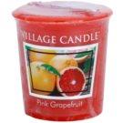 Village Candle Pink Grapefruit viaszos gyertya 57 g