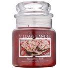 Village Candle Peppermint Bark Duftkerze  397 g mittlere