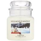 Village Candle Sleigh Ride vonná svíčka 397 g střední