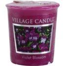 Village Candle Violet Blossom вотивна свещ 57 гр.
