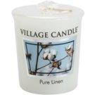 Village Candle Pure Linen votivní svíčka 57 g