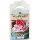 Village Candle Vanilla Cupcake illatos viasz aromalámpába 62 g