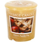 Village Candle Warm Apple Pie votívna sviečka 57 g