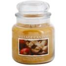 Village Candle Warm Apple Pie dišeča sveča  397 g srednja